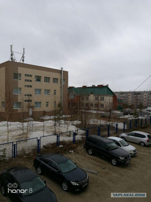 Несколько фоток нашего города Ноябрьск