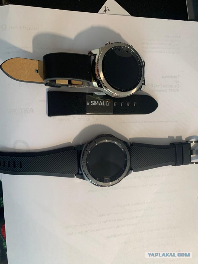Продам Samsung Gear S3 frontier