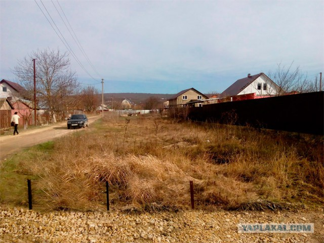Продам земельный участок в 13 км. от Анапы