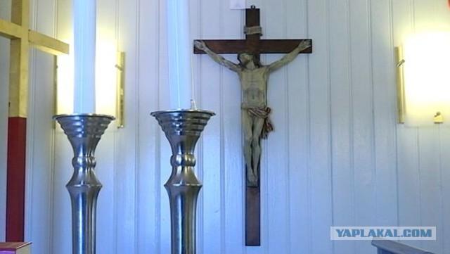 Епископ»-лесбиянка хочет снять с церквей кресты