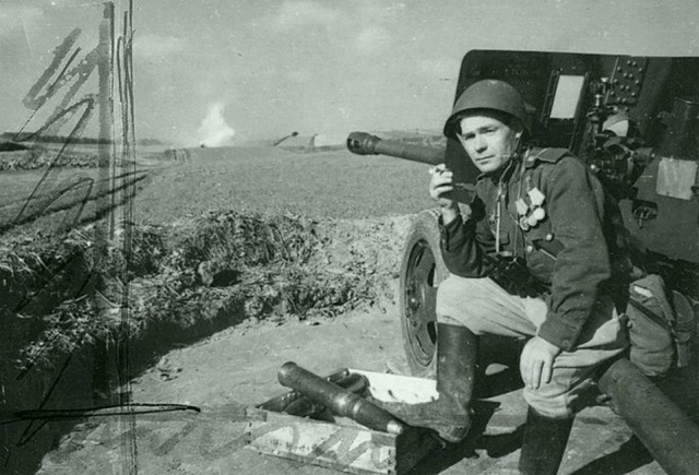"""""""Боги войны"""" - Советская артиллерия в годы Великой Отечественной войны"""