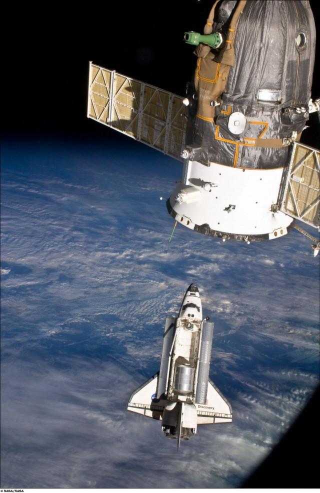 Свежие фото с орбиты.
