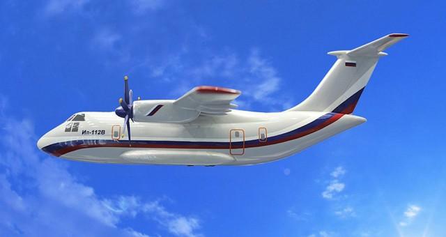 Новый военный Ил-112В воронежской сборки успешно испытали в Жуковском
