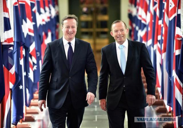 Австралийцы обиделись на своего премьера