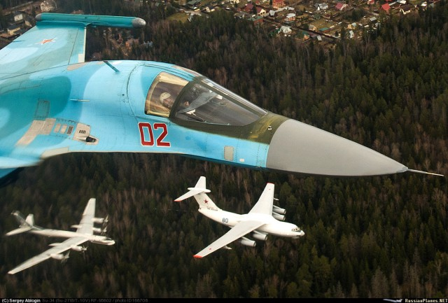 Красивые фото авиации России