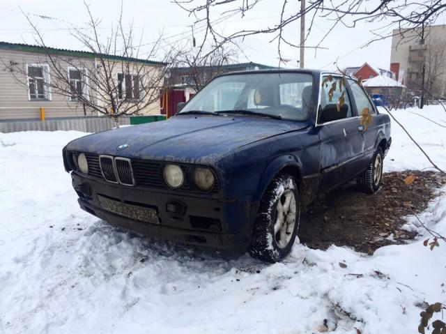 Продажа bmw e30 coupe