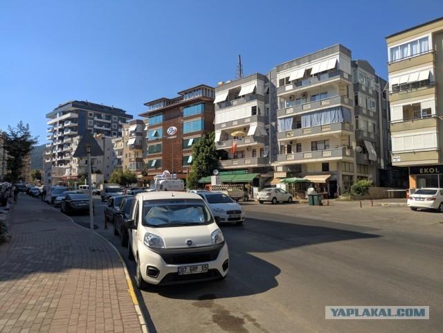 Отдых в Турции в пандемию (август 2020)