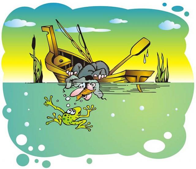 веселые картинки для рыбалки