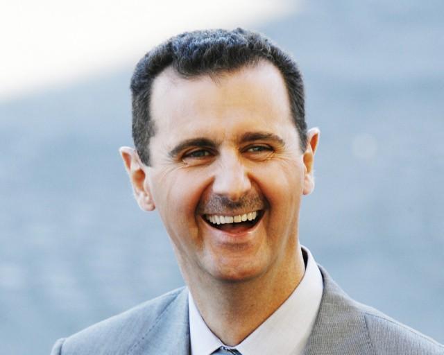 Башар Асад попал в свидомую базу данных «Миротворец»