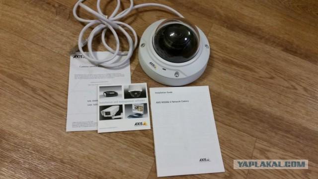 IP Видеокамера M3006-V AXIS
