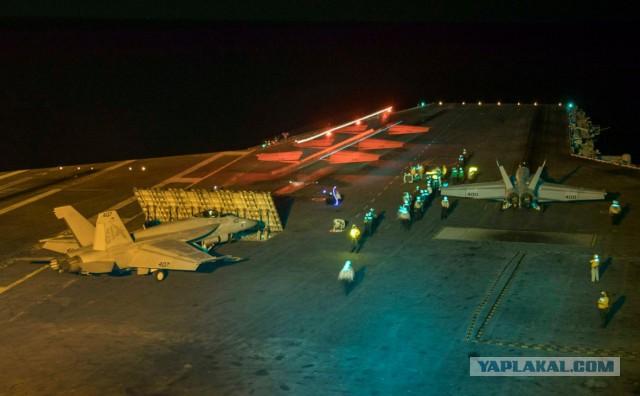Иран пообещал «отправить на дно» корабли США в случае их «первой ошибки»