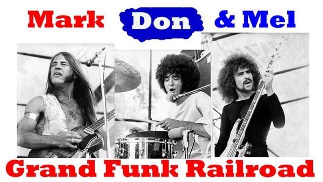 Grand Funk Railroad: история рока
