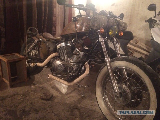 Продам мотоцикл Rat look bobber