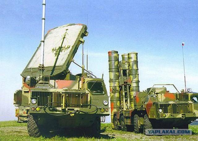 Россия перебрасывает в Крым зенитные комплексы