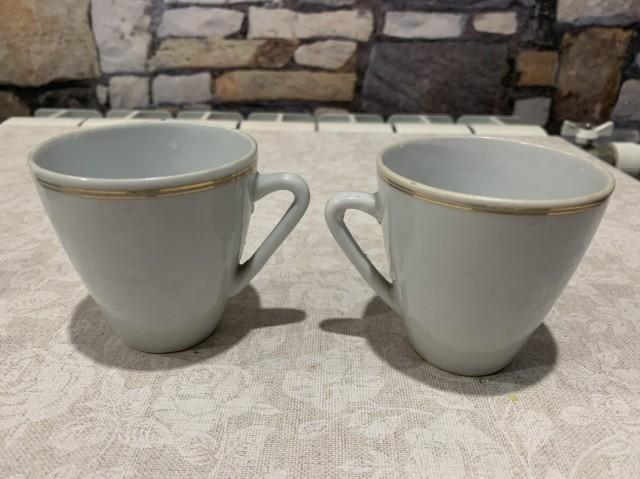 Кофейные чашки 50е годы