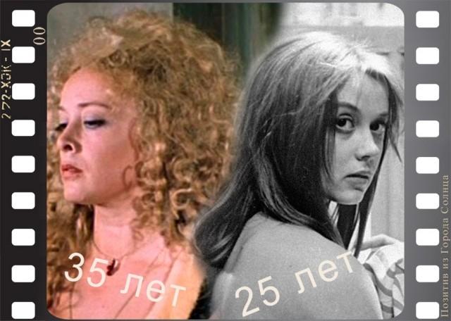 Как выглядели бы персонажи фильмов, если бы актёры играли их в том же возрасте, что и персонажи книг