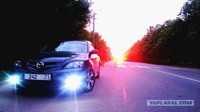 Продаю Mazda 3 2007 sport рестайлинг 6мкпп