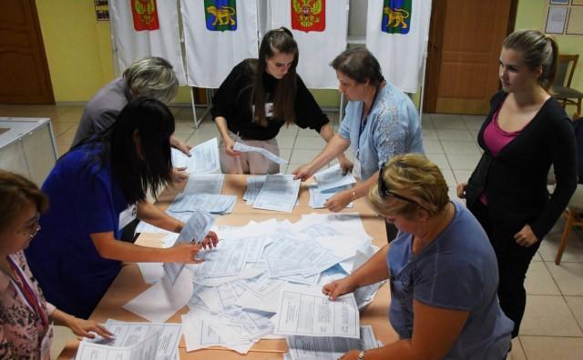 Кандидат от КПРФ стал лидером во втором туре выборов в Приморье
