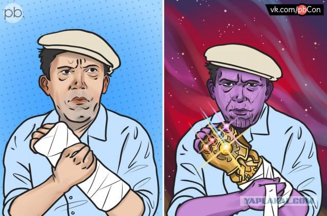 Программист из Новокузнецка рисует смешные комиксы