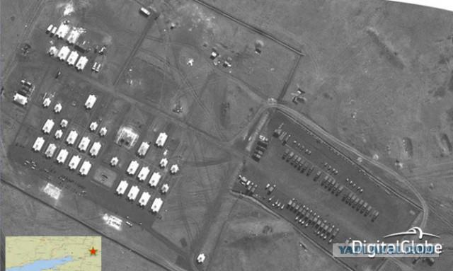 НАТО:Россия стянула 20т.солдат к границам Украины