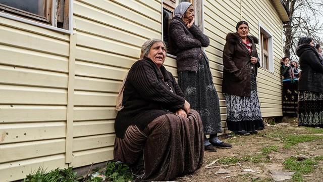 Правозащитники предложили легализовать занимаемые цыганами дома