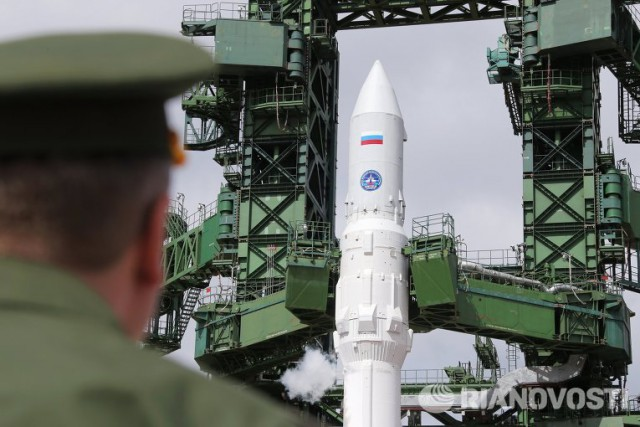 Россия осуществила первый в истории пуск