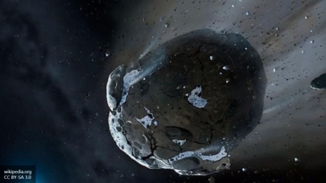 К Земле на полной скорости несется астероид-великан