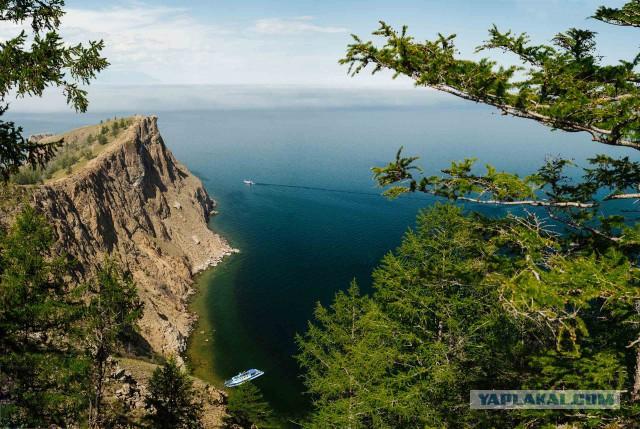 Поездка на остров Ольхон, Байкал
