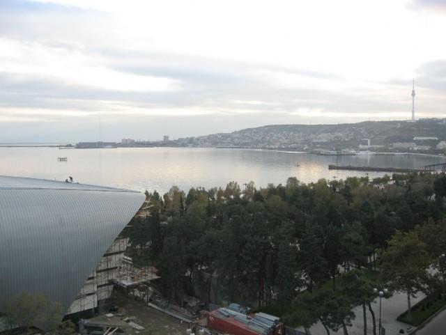 Москва - Баку - Тбилиси - Баку - Москва.