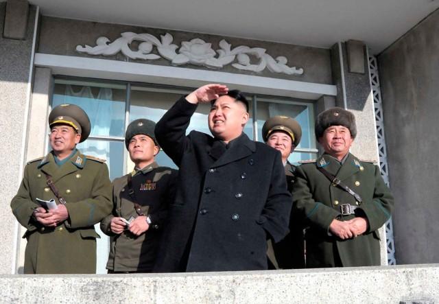 Ким Чен Ын – по стопам отца