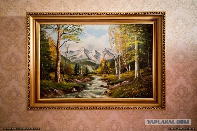 """Заброшенный отель """"Maribell"""" в Австрийских Альпах"""