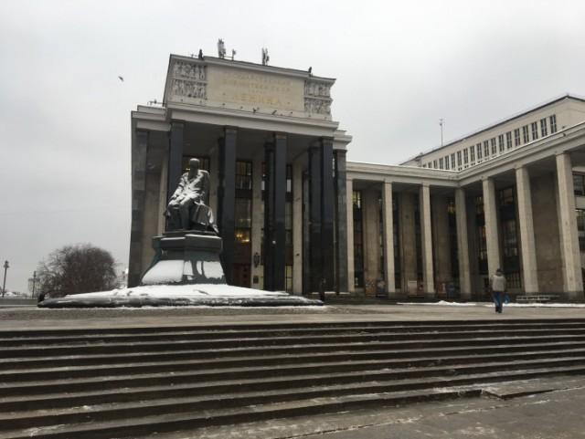 """Январское путешествие в """"Европу"""""""