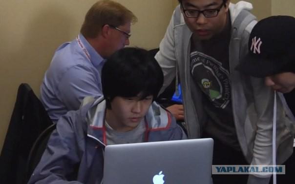 хакер Джун Хун Ли