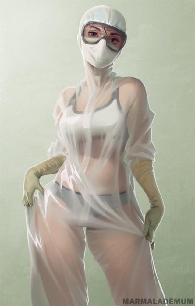 Медсестра из Тулы