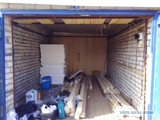 Пятничный гараж