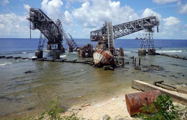 Печальная история острова Науру