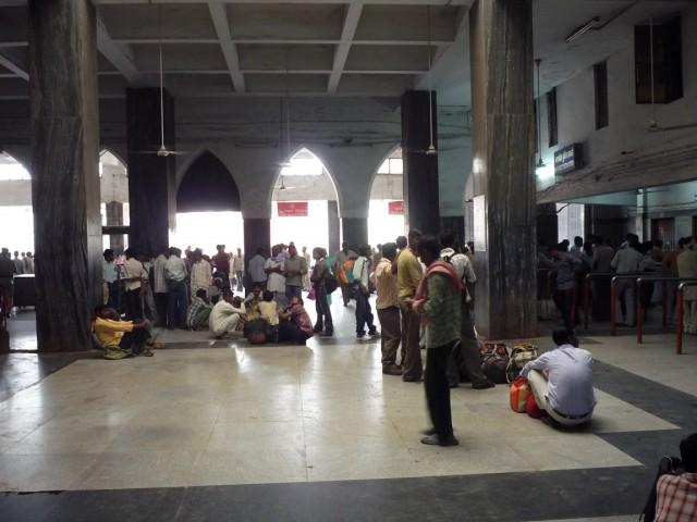 ЖД  в Индии.