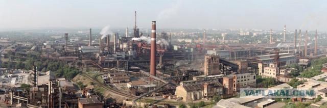 Донбасс возрождает промышленность вопреки блокаде и войне