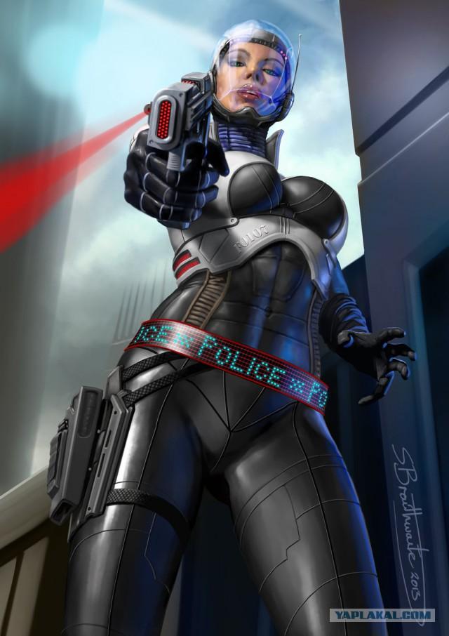 porno-kiborg-politseyskiy