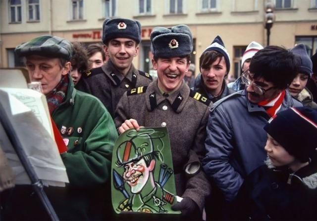 Советская повседневность 1980-х
