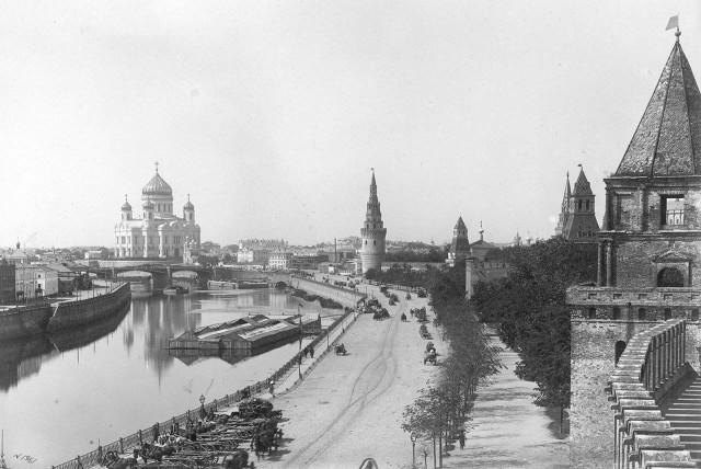 Снимки старого Кремля