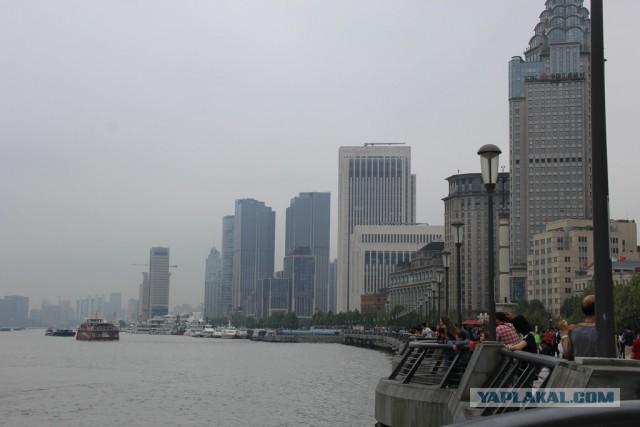 Шанхай. 25 миллионов и полный порядок.
