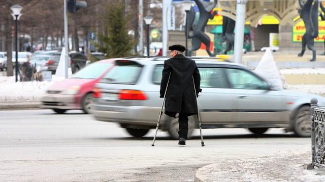 Число инвалидов в России за минувший год уменьшилось почти на полмиллиона человек