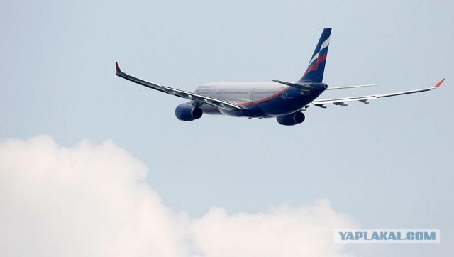 """Пассажиры рейса, летевшего из России в Таиланд, серьезно пострадали при попадении в """"воздушную яму"""""""