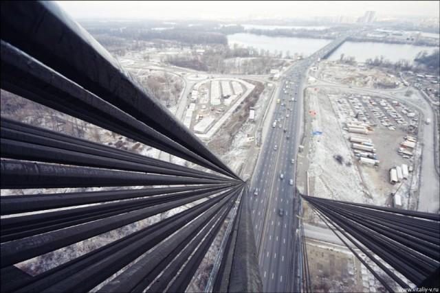 Киев: Московский Мост (20 фото)