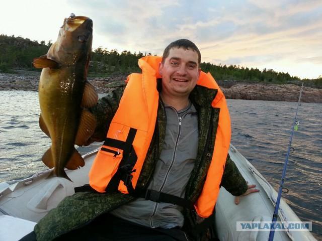 рыбалка в карелии на треску видео