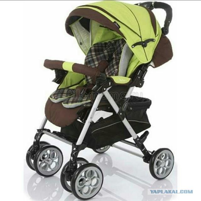 [МСК] продам или поменяю коляску детскую jetem cozy
