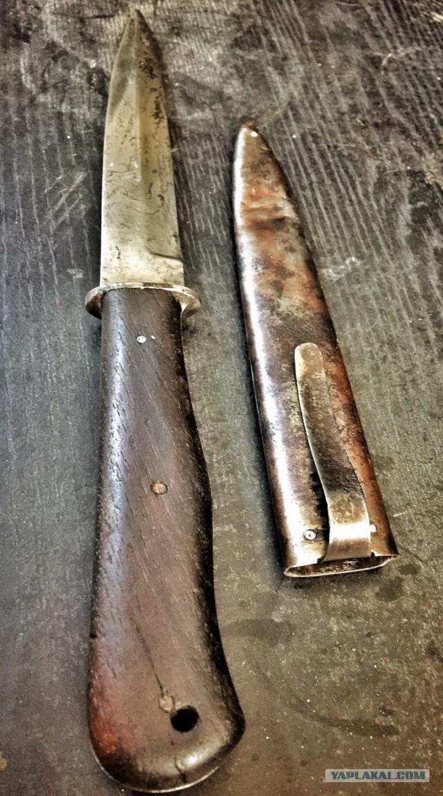Окопный ножик puma
