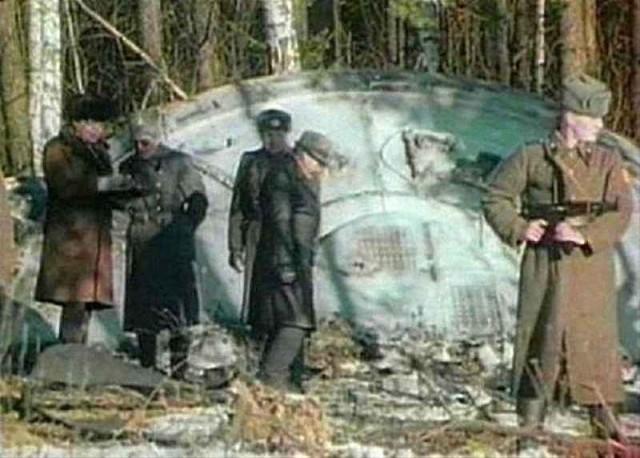 СССР проект «Сетка»- изучение НЛО под грифом «Совершенно секретно»