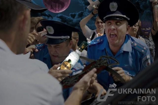 Одесская милиция отпустила 30 задержанных, - СМИ - Цензор.НЕТ 7532